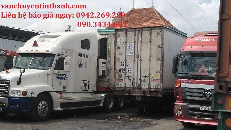 Chành xe đi Thanh Trì