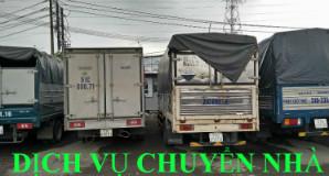 Dịch vụ cho thuê xe tải 1 tấn giá rẻ
