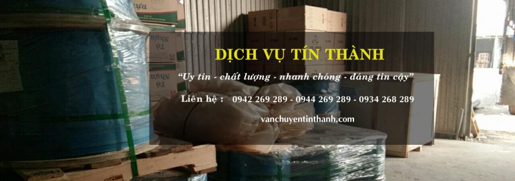Hàng hóa gửi đi Nha Trang