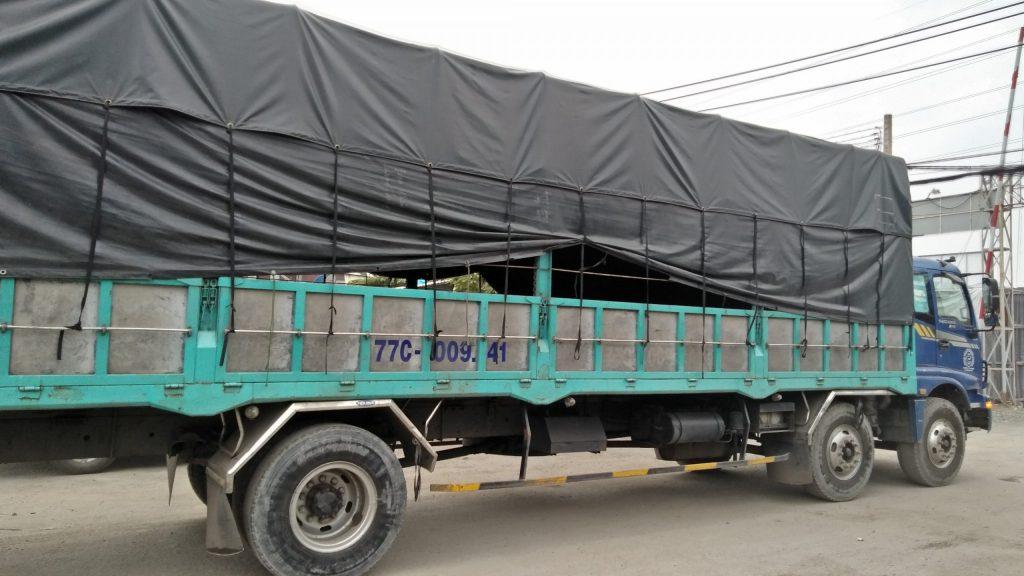 Liên hệ vận chuyển từ Tphcm đi Campuchia