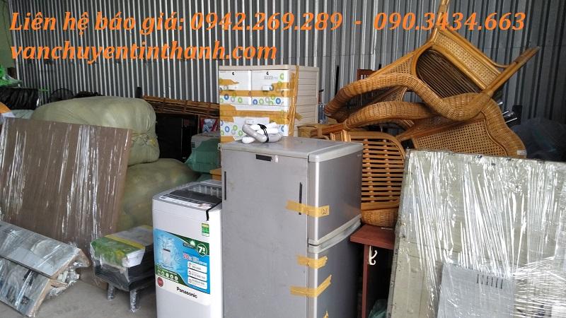 Chuyển nhà đi Ninh Thuận