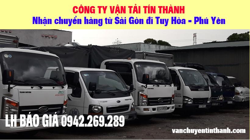 Dịch vụ nhận gửi xe máy về Tuy Hòa Phú Yên giá rẻ