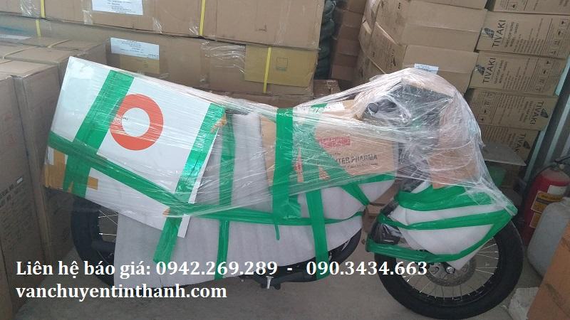 Gửi xe máy về phú yên